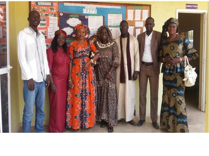 Visite de l'Inspection de l'éducation et de la formation (IEF)